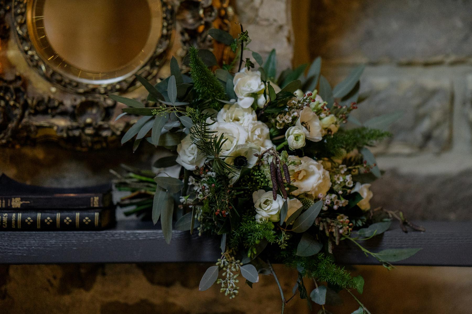 Best Wedding florist north Yorkshire