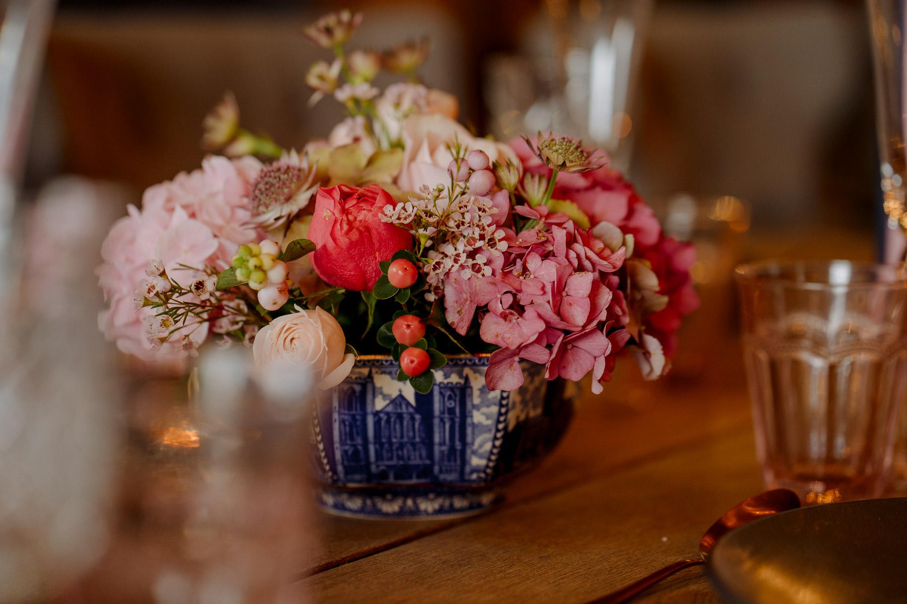 Harrogate Wedding florist