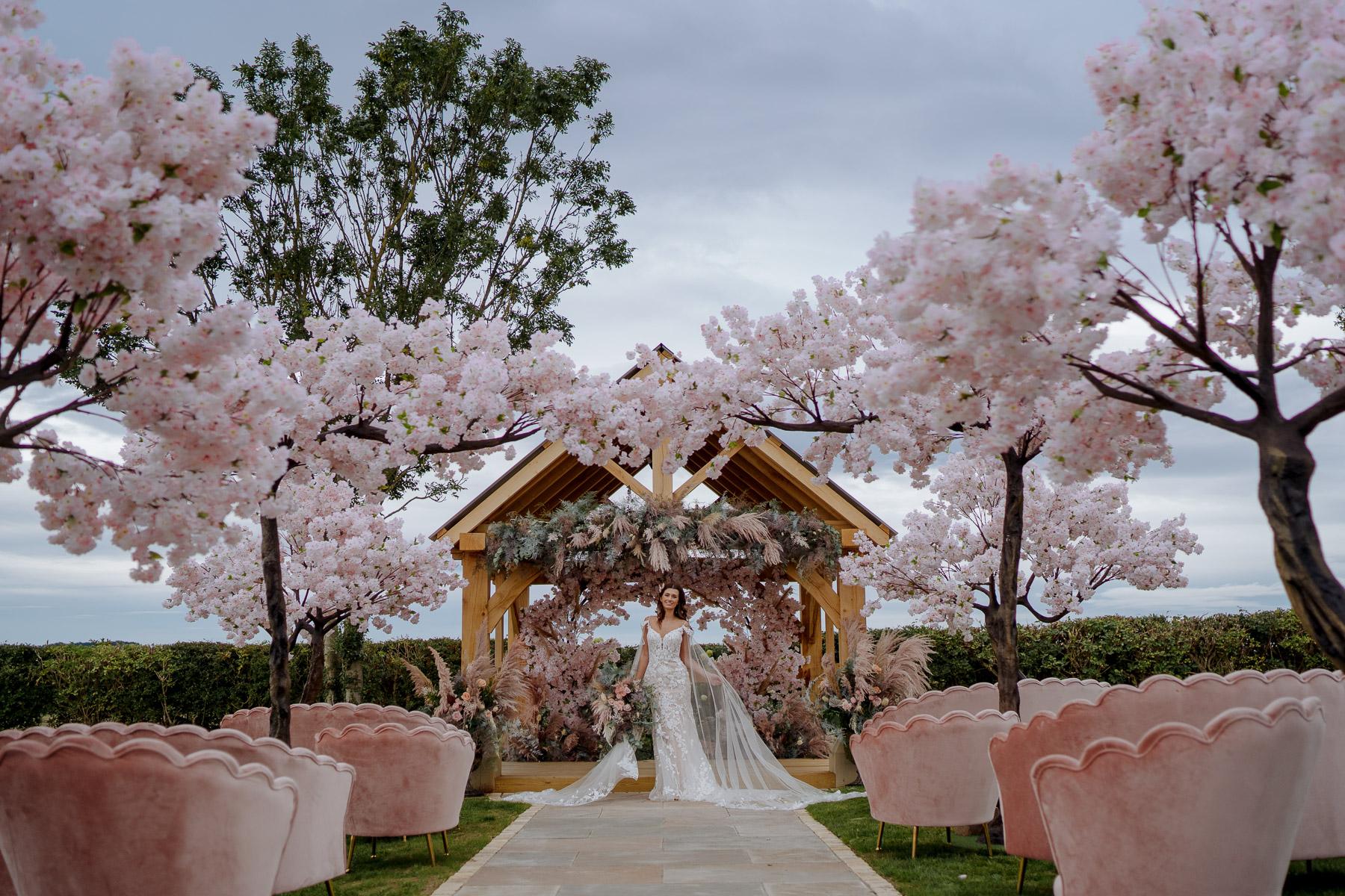 Best Harrogate Wedding florist
